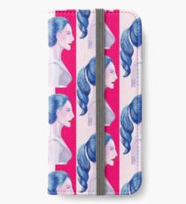 She is Colorful iPhone Wallet/Case/Skin