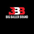 big baller brand shirt bbb by ARTS2000