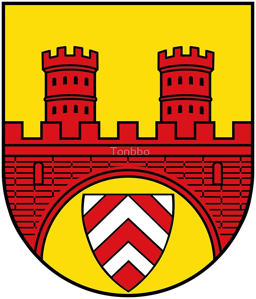 Bielefeld coat of arms by Tonbbo