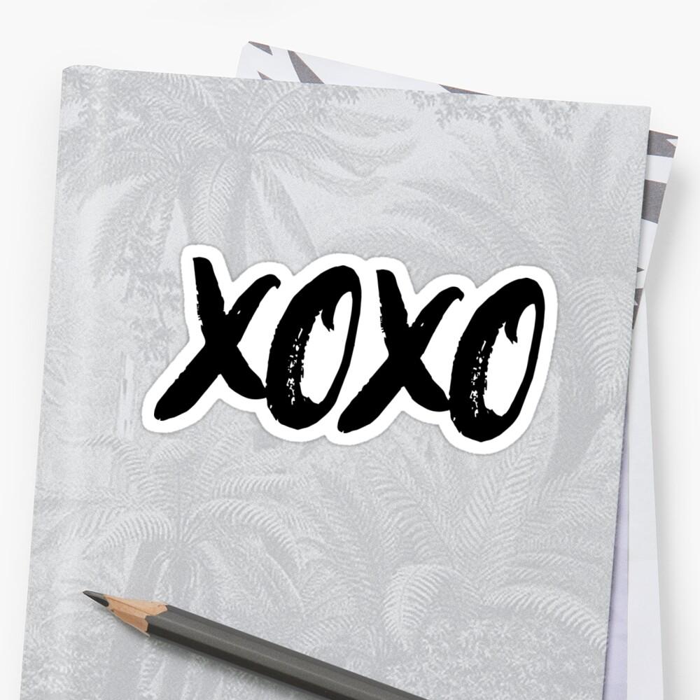 XOXO by MackenzieMakes