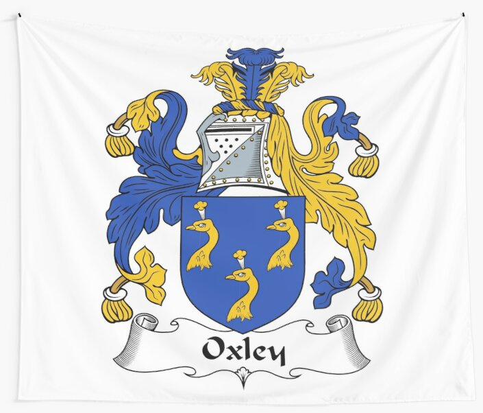 Oxley by HaroldHeraldry