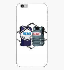 Wayhaught Westen - Blau und Grau iPhone-Hülle & Cover