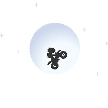 Excitebike – Moon by Letsgiveafuck