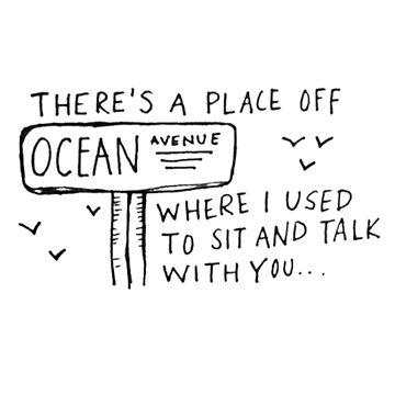 Yellowcard Ocean Avenue by LadiesMan127