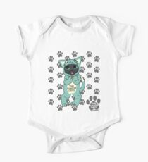 thesweatercats - Cat Onesie Lincoln One Piece - Short Sleeve