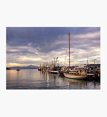 Snug Cove, Eden, Australia Photographic Print