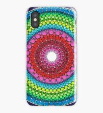 Mandala of Inner Peace iPhone Case/Skin