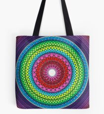 Mandala of Inner Peace Tote Bag