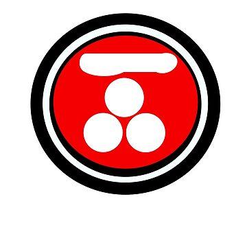 Takeda Clan Logo