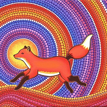 Fearless Friendly Fox  by ElspethMcLean