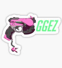 GGEZ Sticker