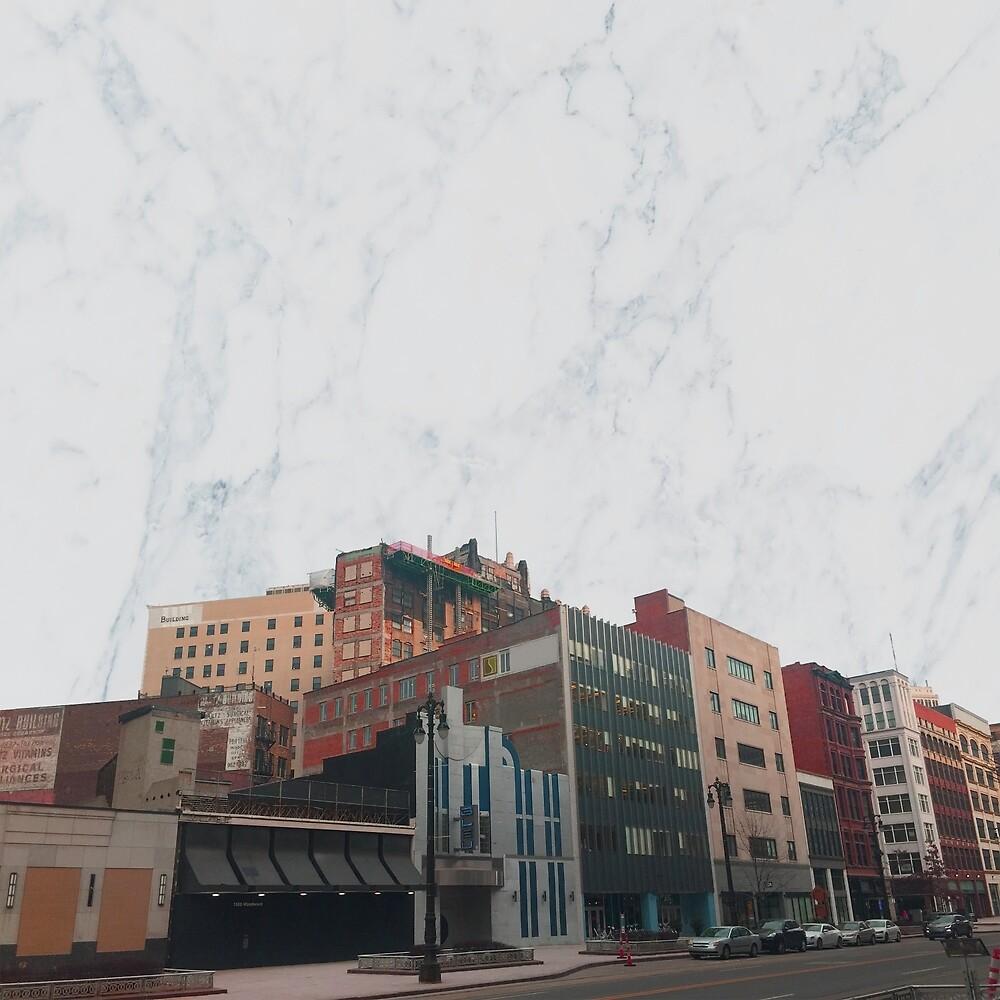 Marble Detroit by megshea