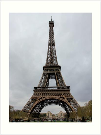 Eiffel Tower D by PhotosbyRhea