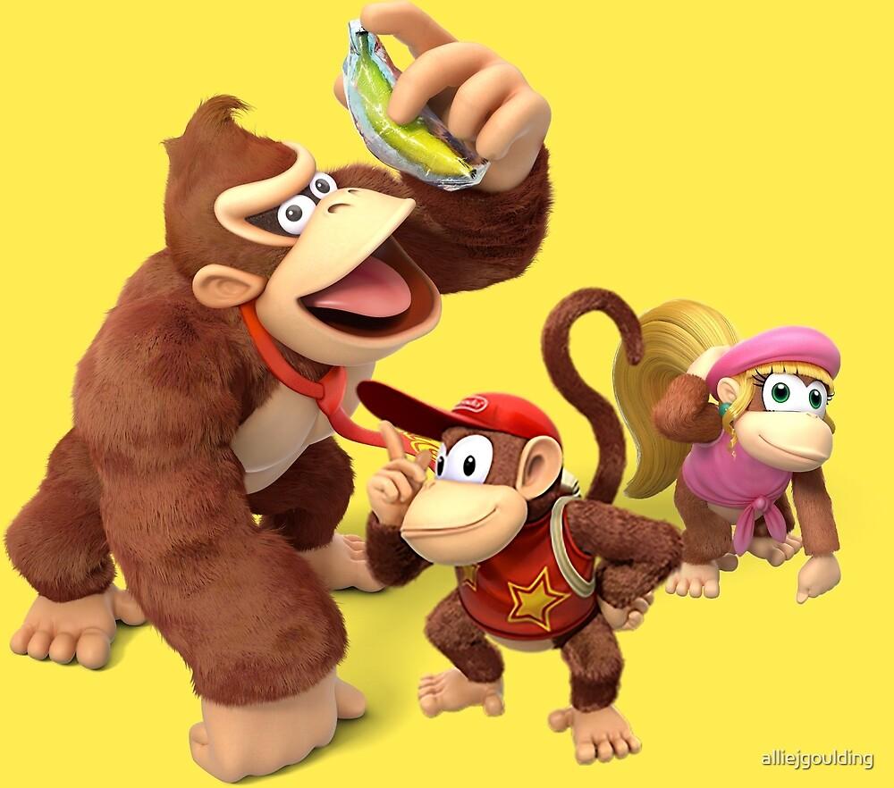 Kong Family by alliejgoulding