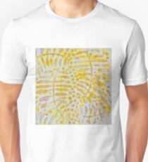 Autumn Fern Leaves Abstract T-Shirt