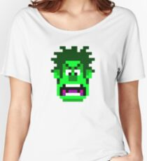 Smash-It Hulk Women's Relaxed Fit T-Shirt