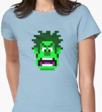 Smash-It Hulk Womens Fitted T-Shirt