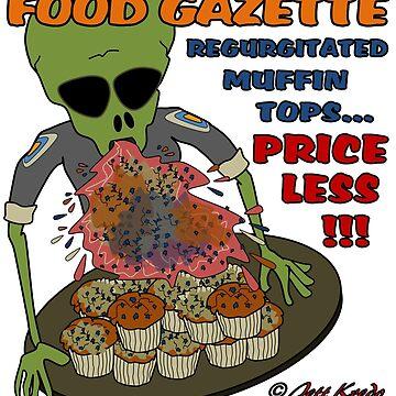 Martian Food Gazette by JettKredo