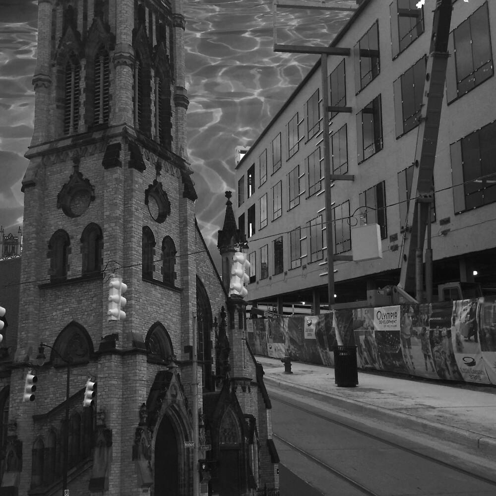 Detroit Water by megshea