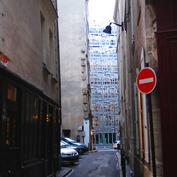 parisstreet by Mickey79
