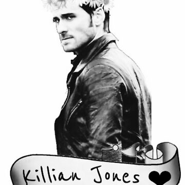 Killian Jones  by Randomlaurmau