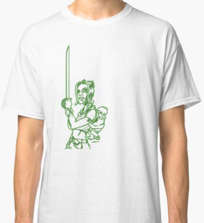 Rock Night - Beth (Green) Classic T-Shirt