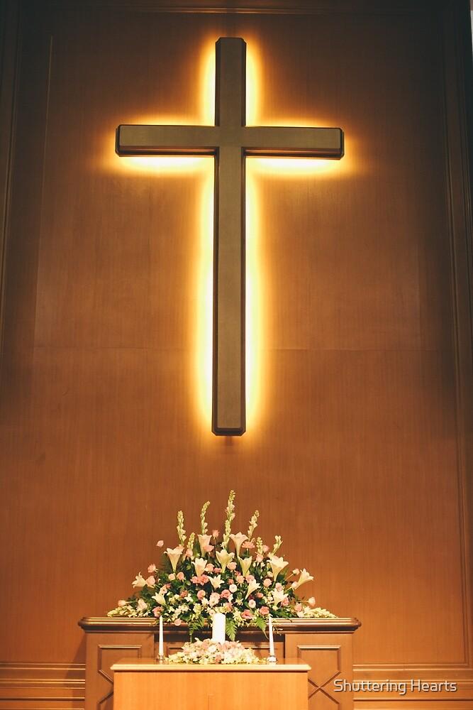 Jesus cross by Shuttering Hearts