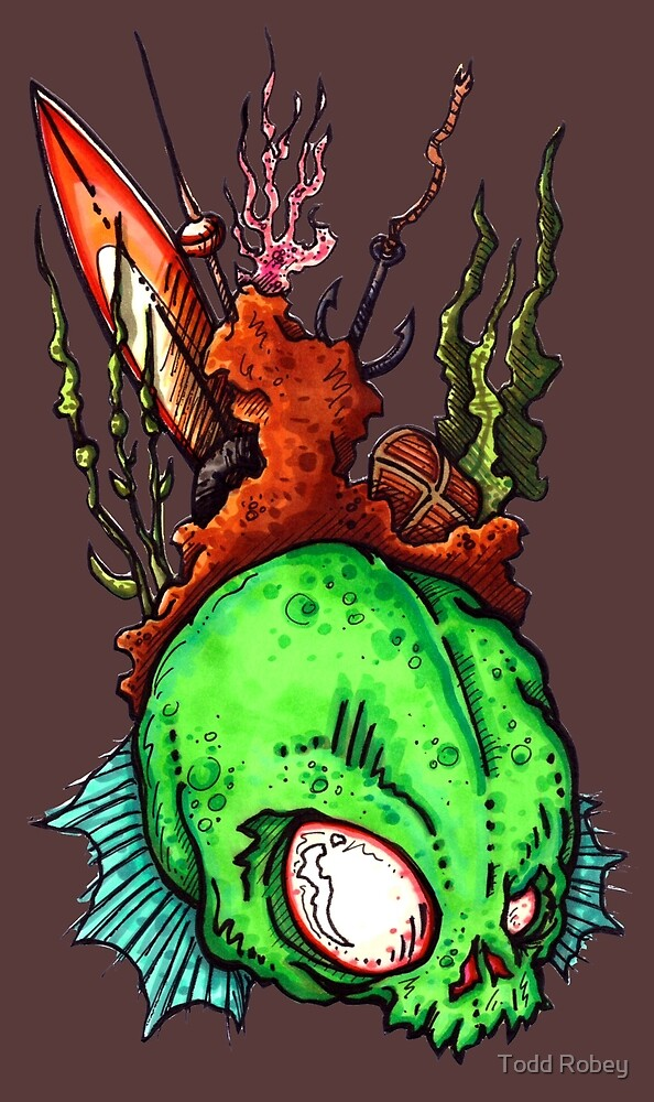 Reef Creep Anchor by Todd Robey