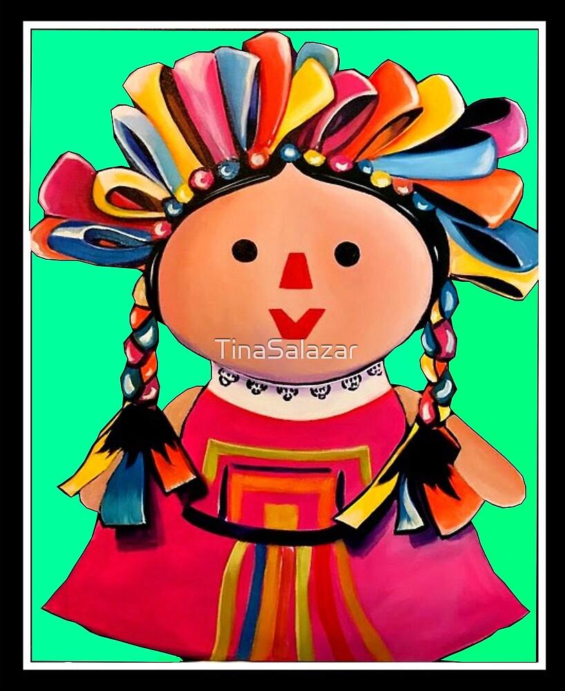 Mexican Maria Doll 3 by TinaSalazar