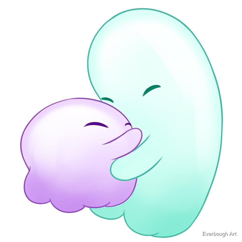 Ghost Hug! by JaySketchin