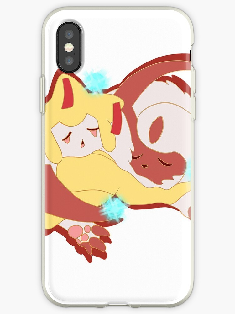 Sleeping Jirachi And Absol Iphone Cases Covers By Mortalchocolate