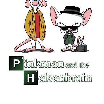 Pinkman and the Heisenbrain Breaking Bad by loststrips