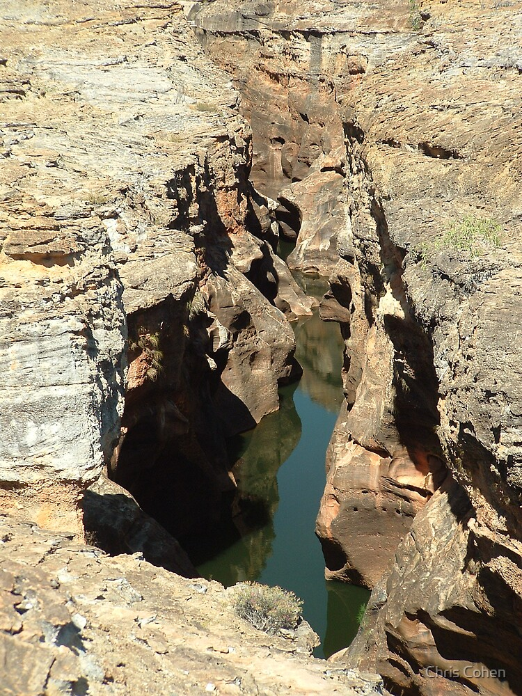 Cobbold Gorge from above by Chris Cohen