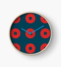 Jonuts Clock