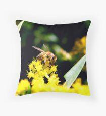 ~Pollinator~ Throw Pillow