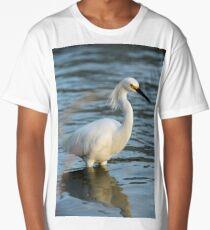 Snowy Egret 10.0 Long T-Shirt