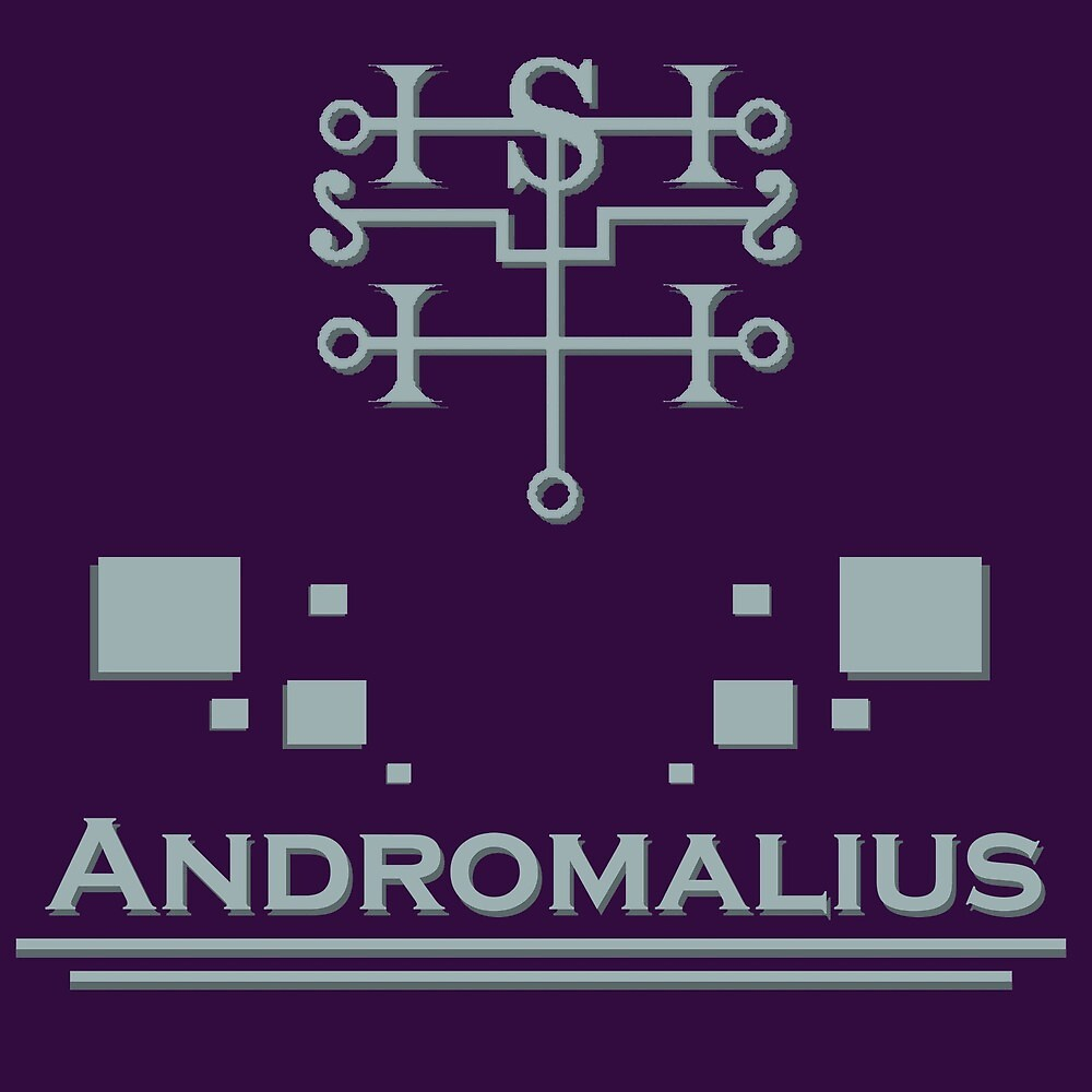 Andromalius by Dragon-Venom55