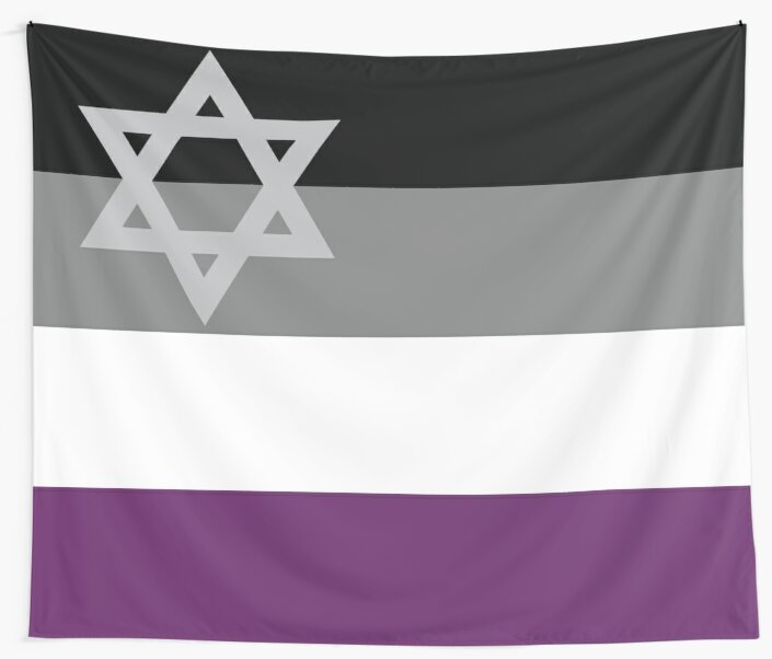 Ace Jewish Pride  by MajesticCube