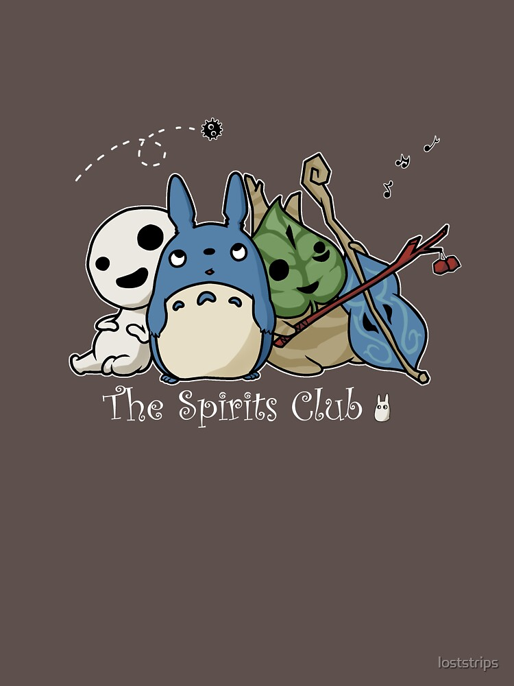 The Spirits Club by loststrips