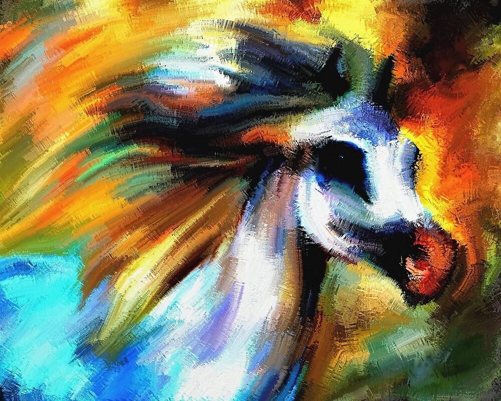 Horse / horses by Yuna26