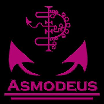 Asmodeus by Dragon-Venom55