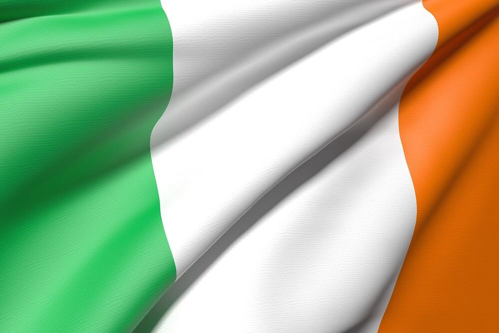 Ireland flag by erllre74