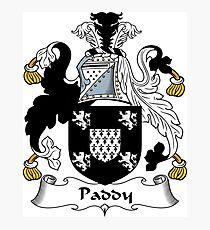 Paddy  Photographic Print