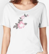 Miraculous Ladybug - Marinette Shirt Pattern Inspired Women's Relaxed Fit T-Shirt