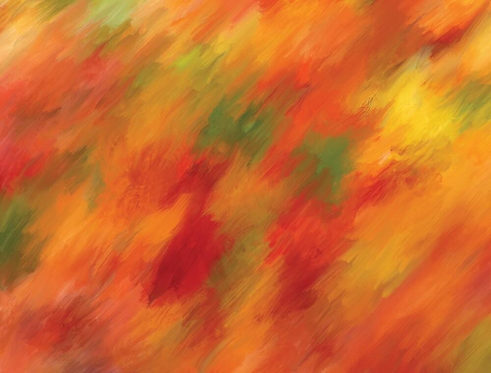 Autumn colors by benjeevan