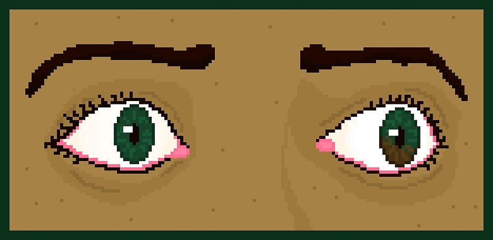 Eyes by pixelbees