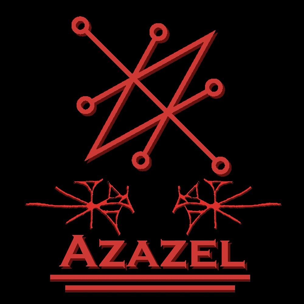 Azazel by Dragon-Venom55