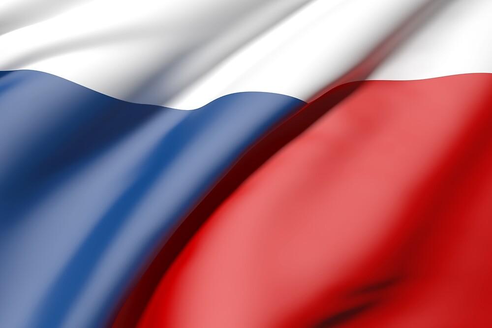 Czech Republic flag by erllre74