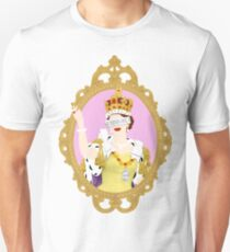 """Queens Only"" - Queen Elizabeth II T-Shirt"