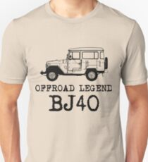 BJ40 legend T-Shirt